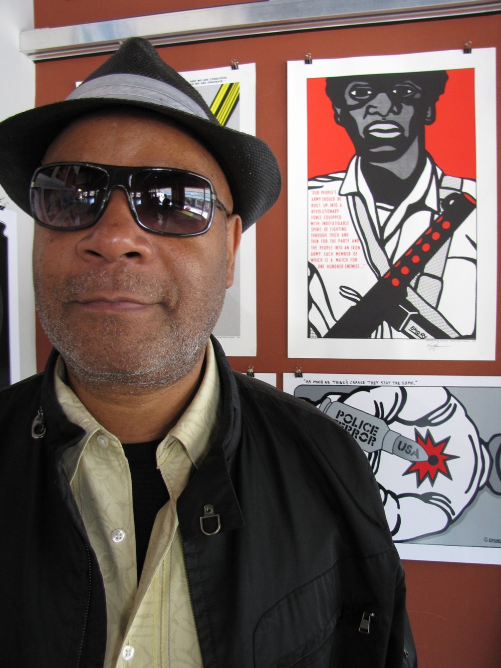 Power to the People! Emory Douglas