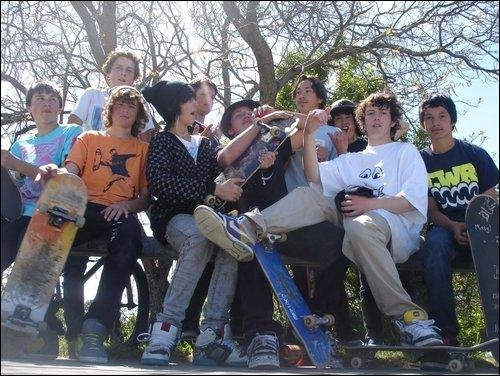 RIP Damian Skater Brightwell