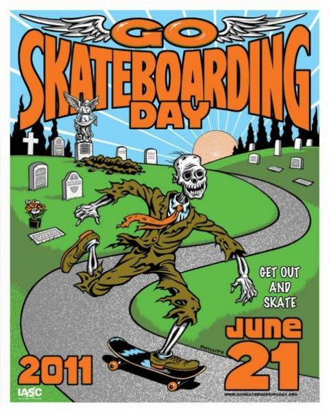 International Association of Skateboard  Companies: 