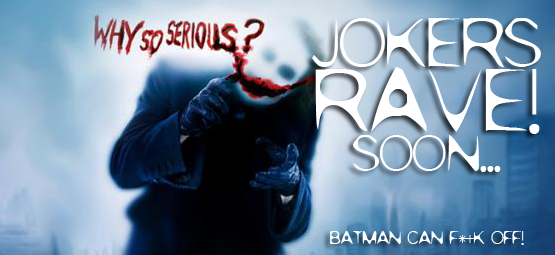 WAKEdUP website <<< new intro to WHY SO SERIOUS?
