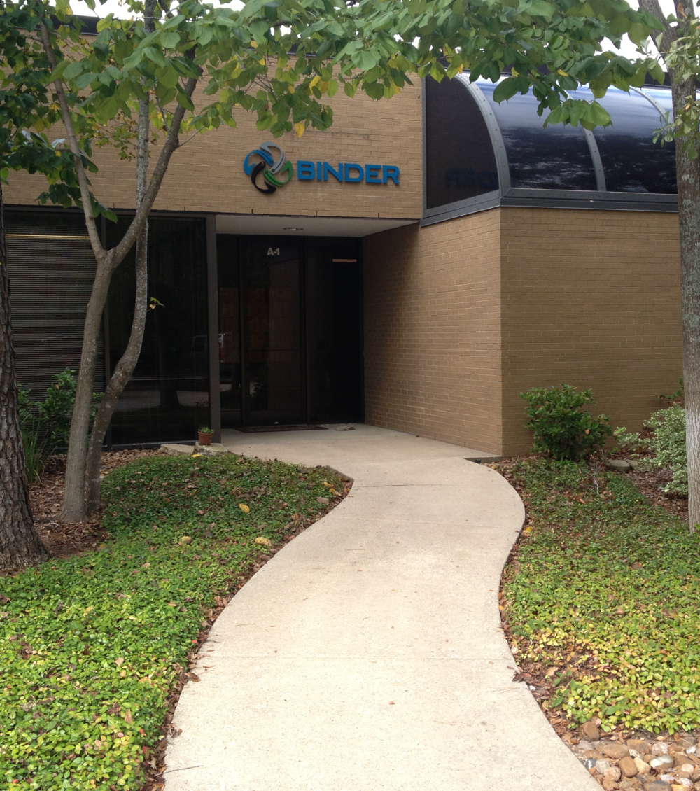 Binder Science Performance Blends   9391 Grogans Mill Rd Ste A-1