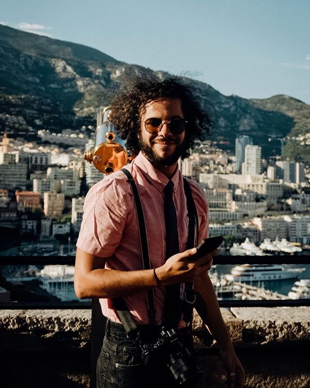 Dar hair tho 🕶✨🎩🙃👑#Monaco - ##vsco #summerlove  #exploreeverything #letsgosomewhere #peoplescreatives #wanderlust #createexplore #passionpassport #topdecker #topdeck #topdecktravel #Monaco