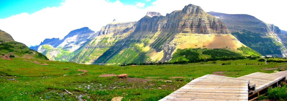Glacier National Park, near Columbia Falls, Montana