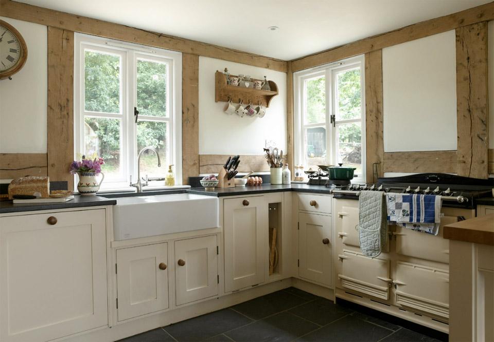 Surrey Oak Frame Cottage