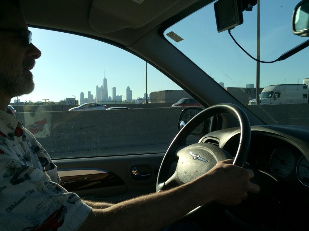 Passing Chicago