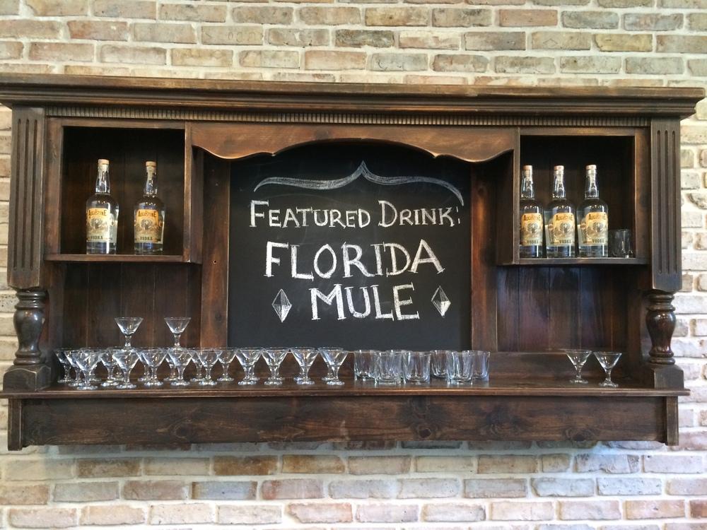Florida Mules Tastings!