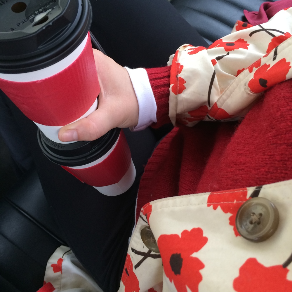 Coffee & raincoats