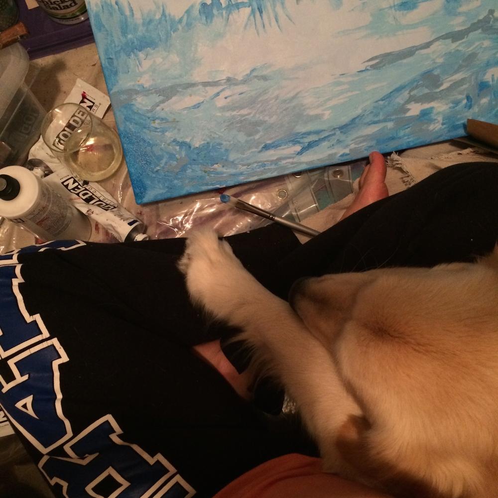 Painting helper!