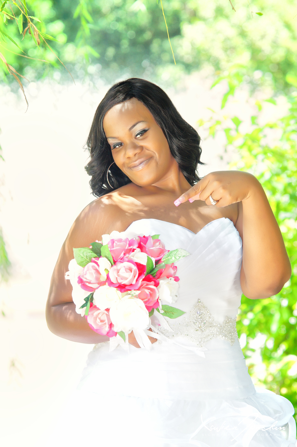 TENCIA BRIDAL SHOOT