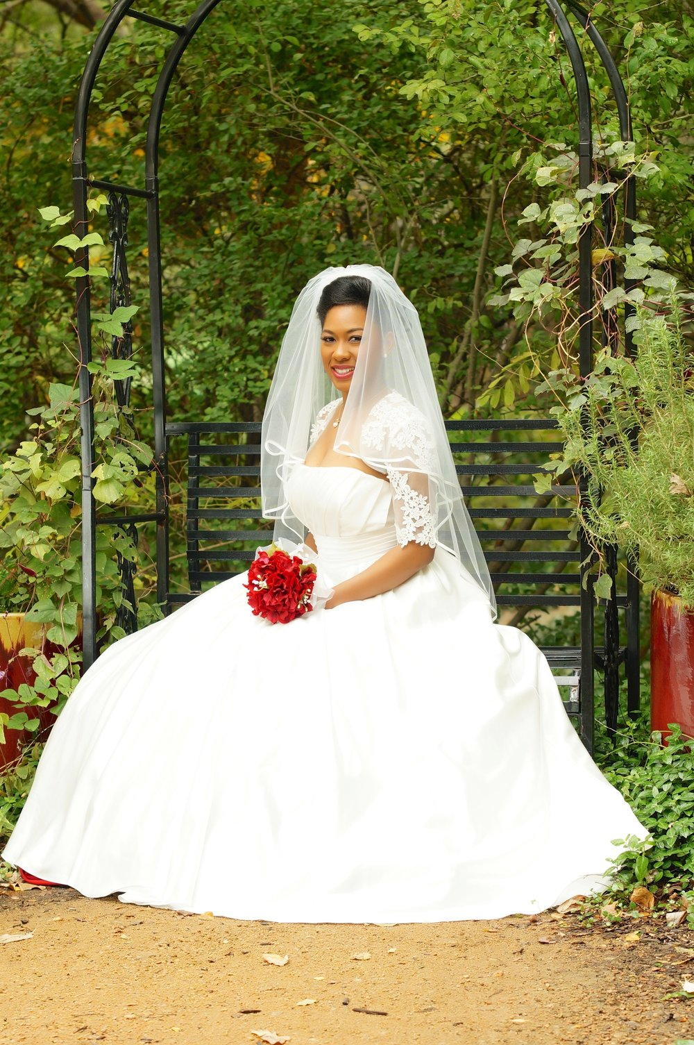 BRIDAL SESSION - Add $495