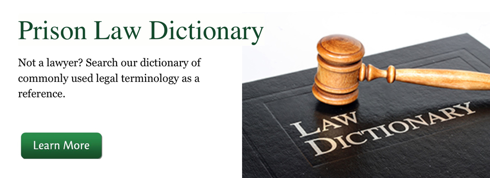 prison-law-dictionary
