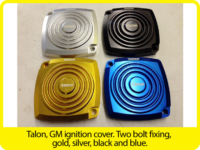 Talon,-GM-ignition-cover.-Two-bolt-fixing,-gold,-silver,-black-and-blue..jpg