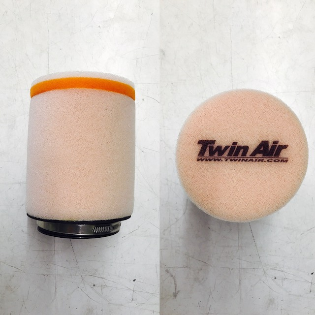 Twin Air foam filter 73mm bellmouth