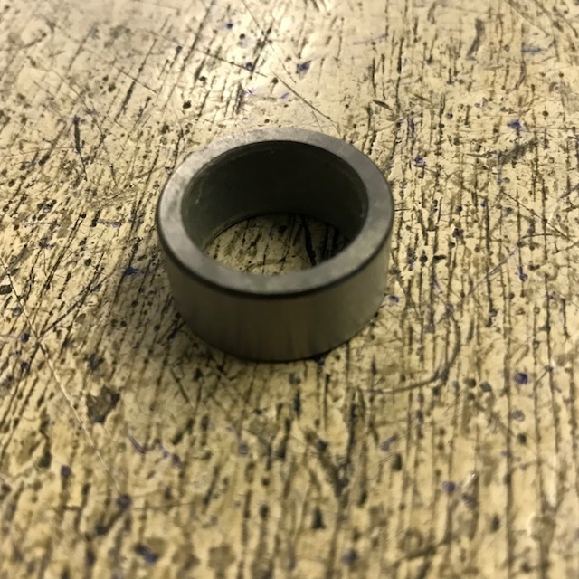 Rocker lever bearing liner