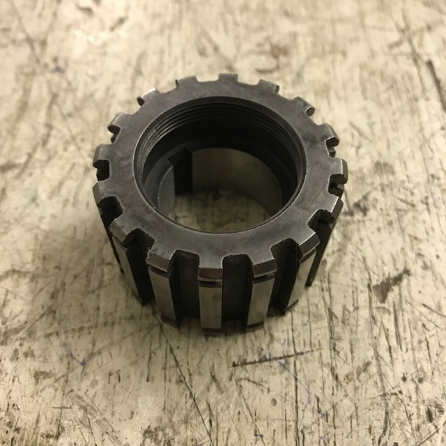 Engine sprocket adaptor body
