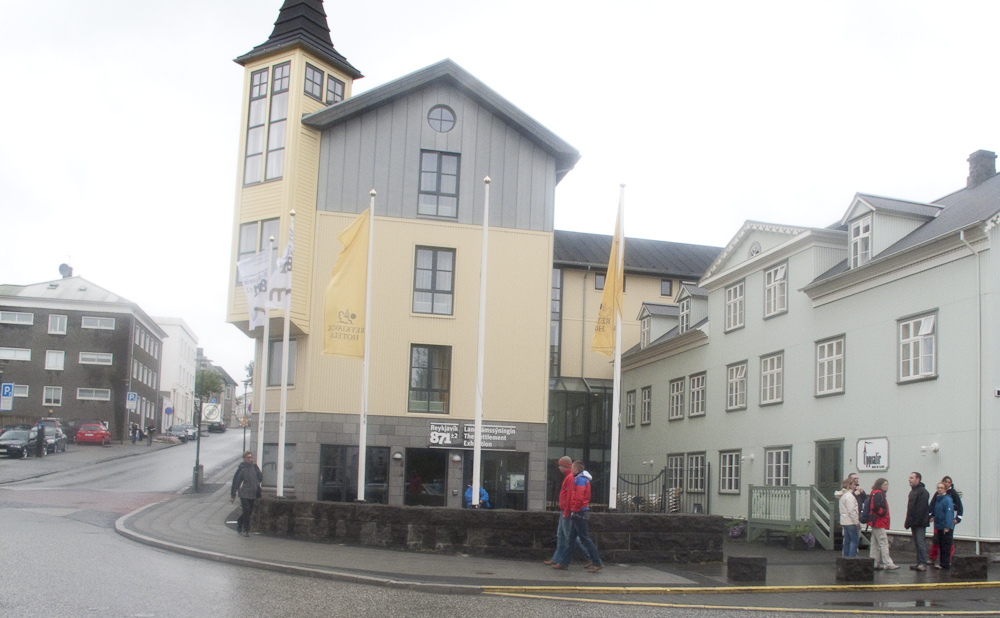 Iceland Diaries - second day