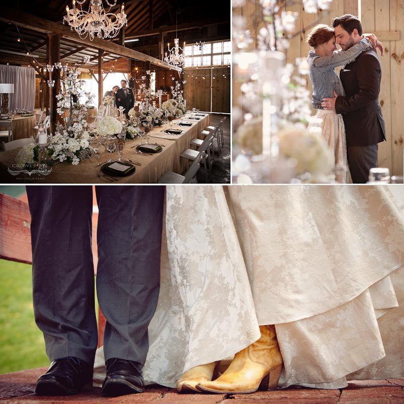 Avon Wedding Barn