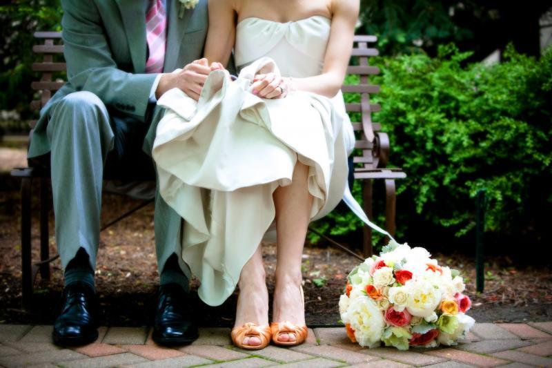 Sunset Ridge Country Club Indianapolis Wedding Photography