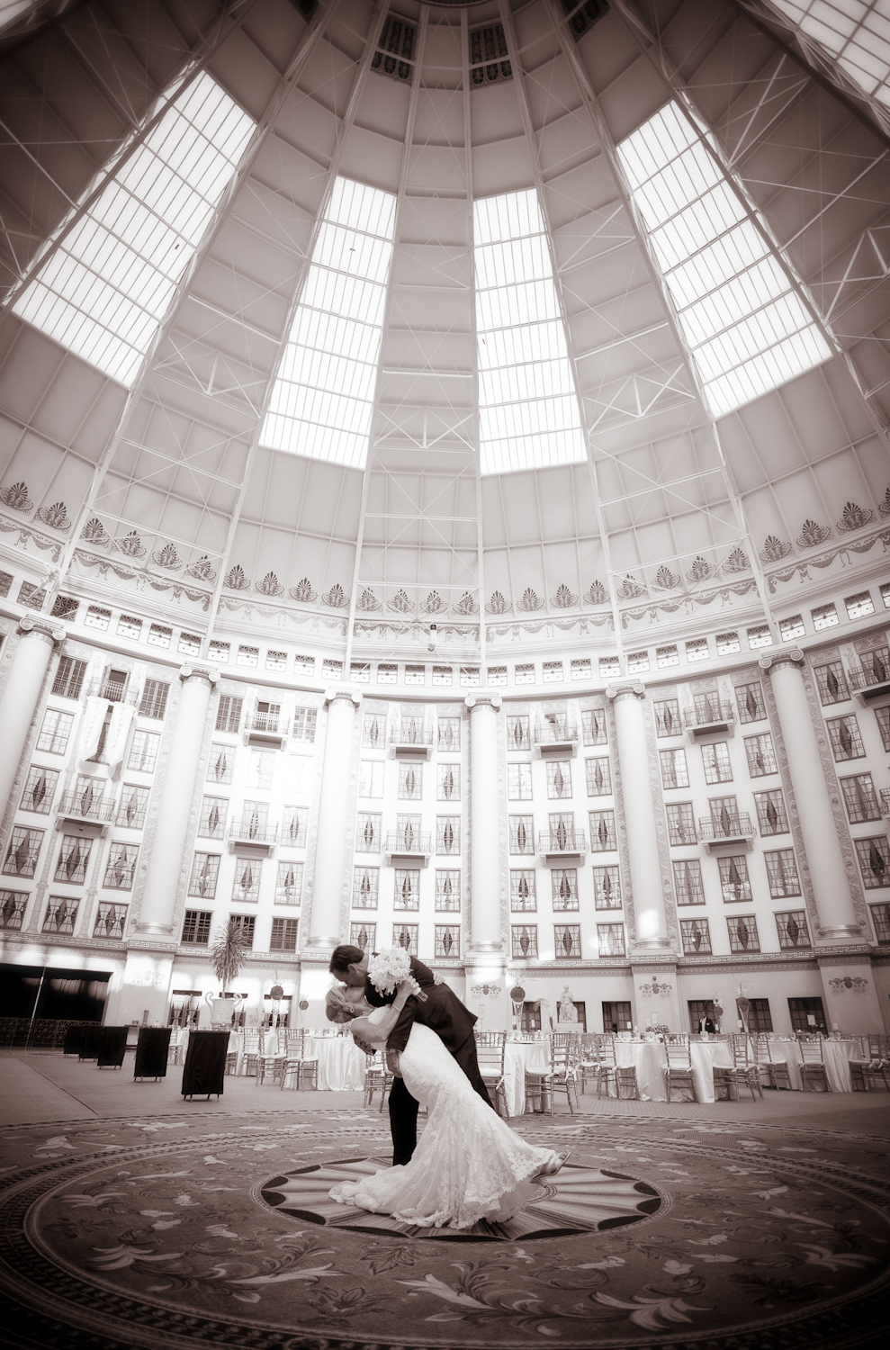West-Baden-Springs-Hotel-Indiana-Wedding-Photographer-Crowes-Eye-Photography-Bride-and-Groom.jpg