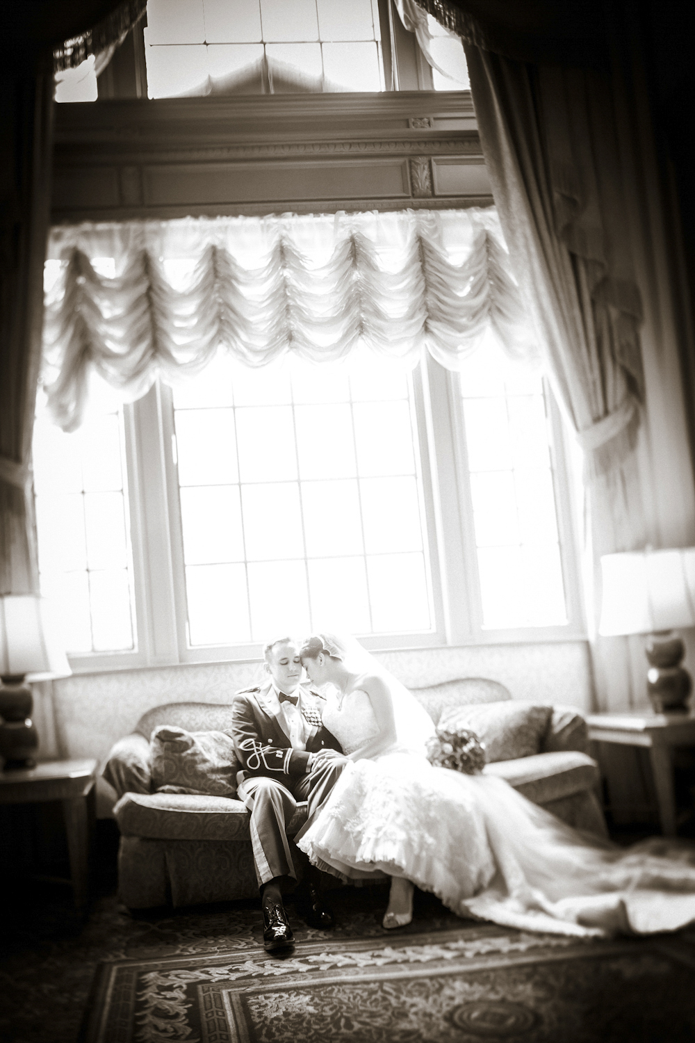 Indianapolis-Indiana-Omni-Hotel-Wedding-Photographer-Crowes-Eye-Photography-Bride-and-Groom-Backlit.jpg