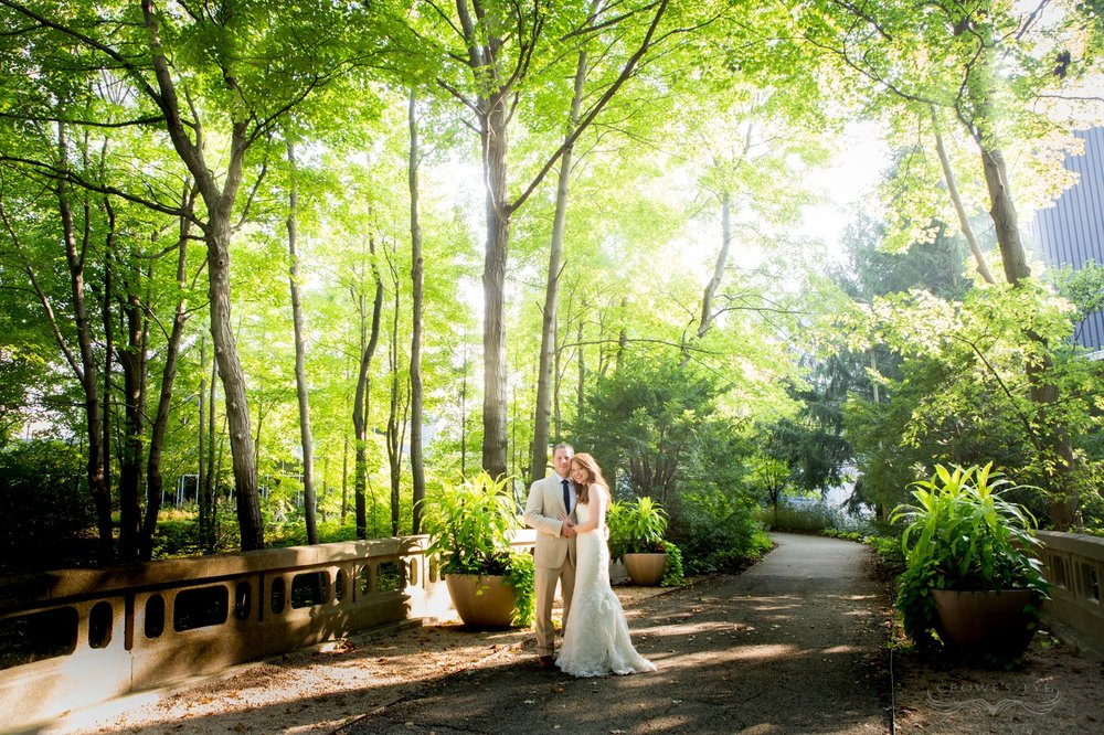 Indianapolis Museum of Art Wedding
