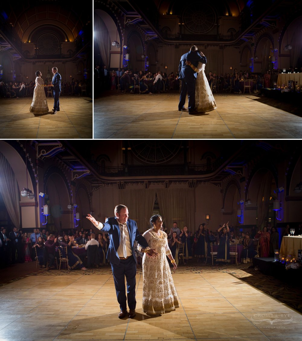Crowne Plaza First Dance