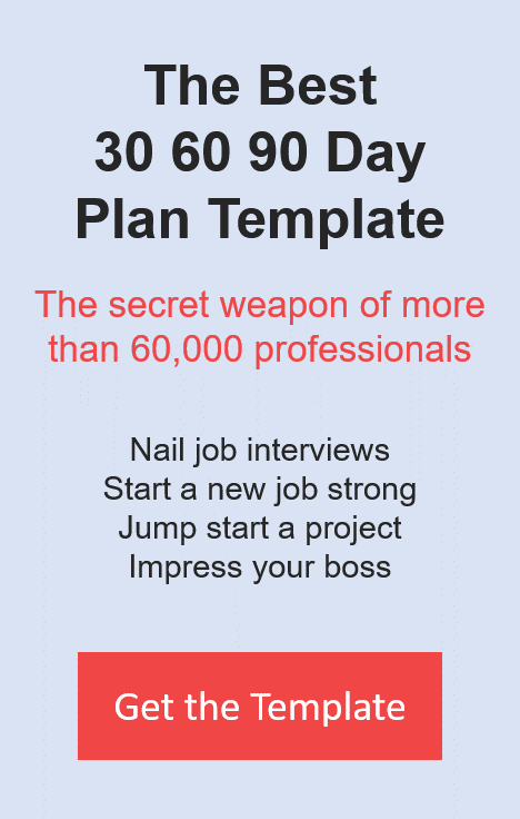 The Best 30-60-90 Day Plan and How to Use It — Brendan Reid