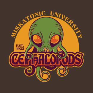 Miskatonic Cephalopods