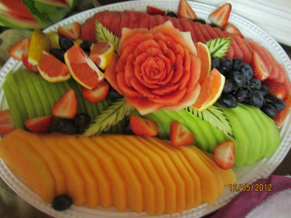 fruit platters and centerpieces a house of creations