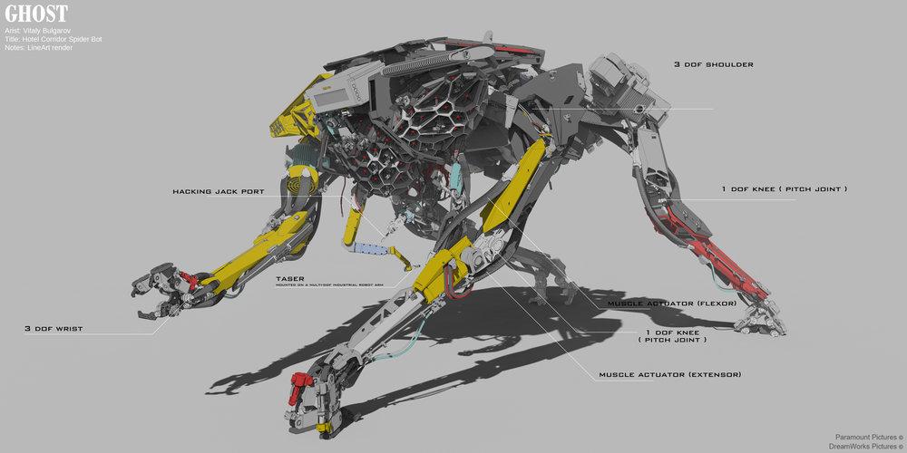 150801_INT_HotelCorridor_VB_SpiderRobot_LineArt_01.jpg