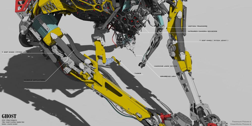 150801_INT_HotelCorridor_VB_SpiderRobot_LineArt_02.jpg