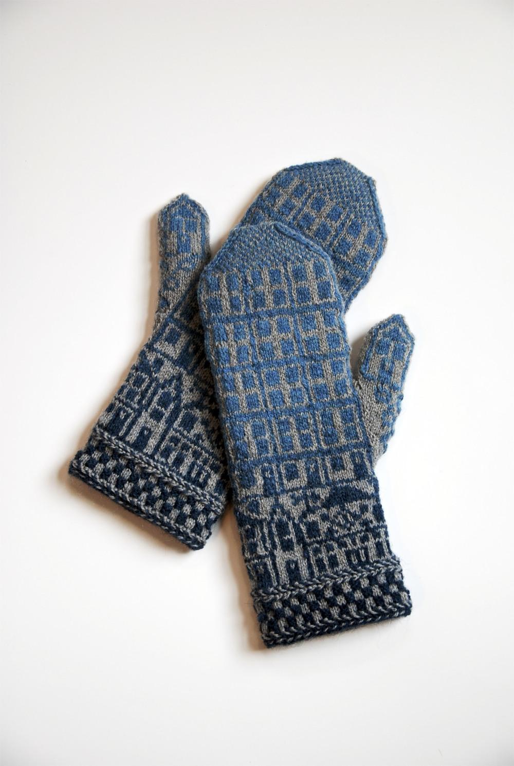 architecture mittens