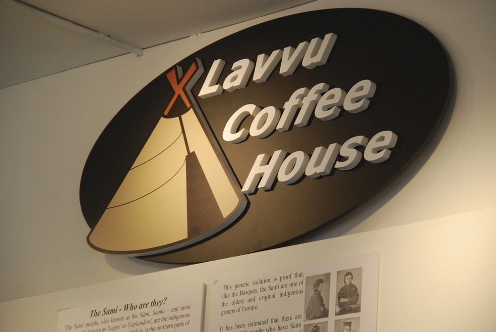 North America's only Sámi inspired coffee house  Dinkytown, MN