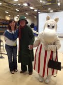 Can't resist a Moomin!