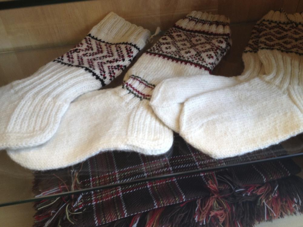 Skolt socks