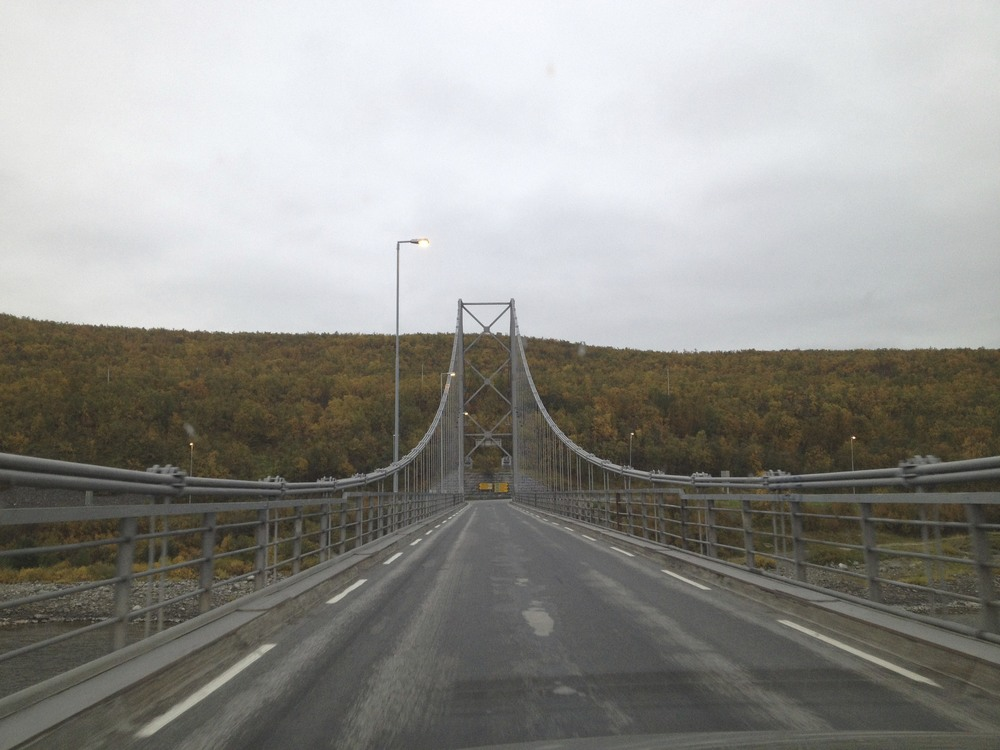 Tana bridge