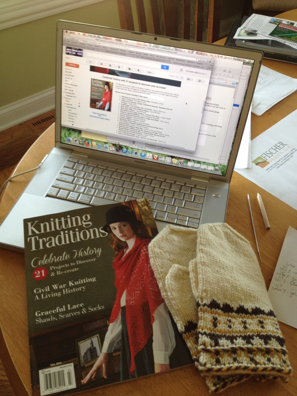 Fall 2014 Knitting Traditions
