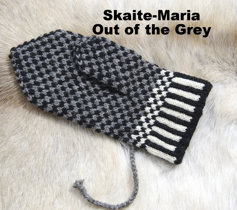 Skaite-Maria: Out of the Grey