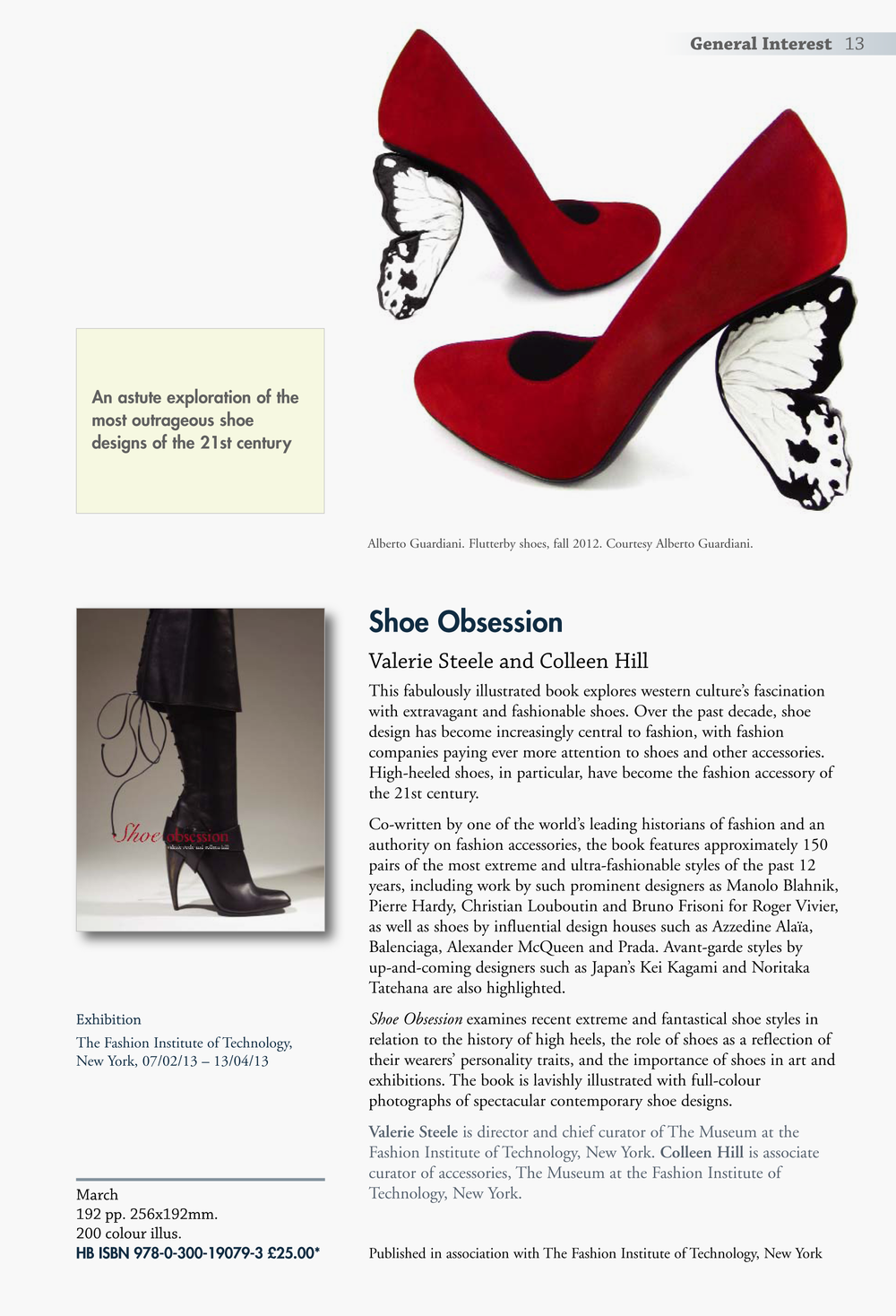 Shoe Obsession Exhibit FIT