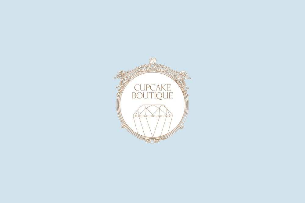 Cupcake Boutique Logo