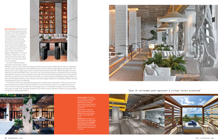 Interior Design July 2015 2