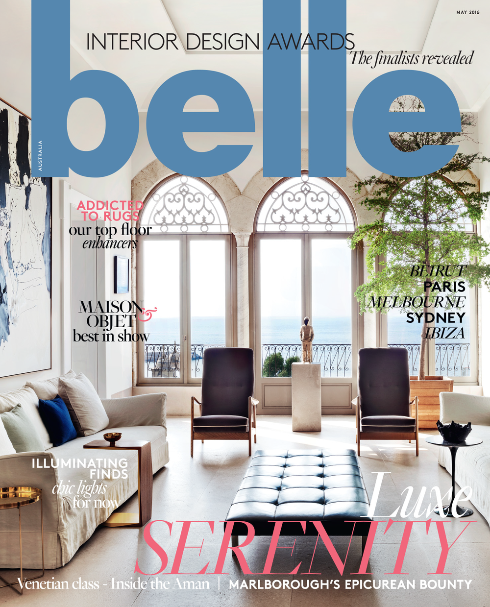 Belle May 2016, Cover.png