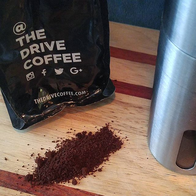 For the best results, be sure to match the right grind for your coffee brewing method. You want a coarse grind when using a French Press, medium grind for a pour or drip method. Of course you always want a fine, powder grind for espresso. Stove top or home machine.  #espressocoffee #frenchpress #dripcoffer #pourovercoffee #stovetopespresso