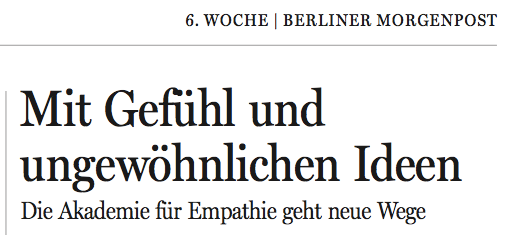 Berliner Morgenpost vom 14.02.2014