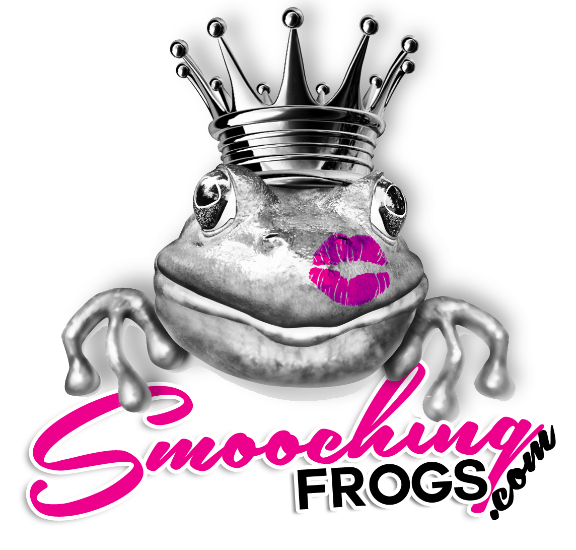 Smooching Frogs
