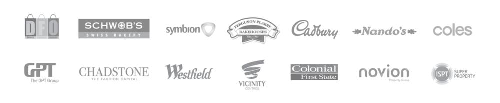 Melbourne Graphic Design agency who's clients include Cadbury, Westfield, Nandos, Chadstone, Coles & Vicinity Centres.