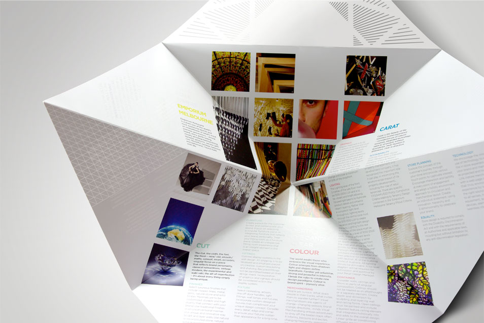 Publication Design Emporium Melbourne COLONIAL FIRST STATE GLOBAL view project