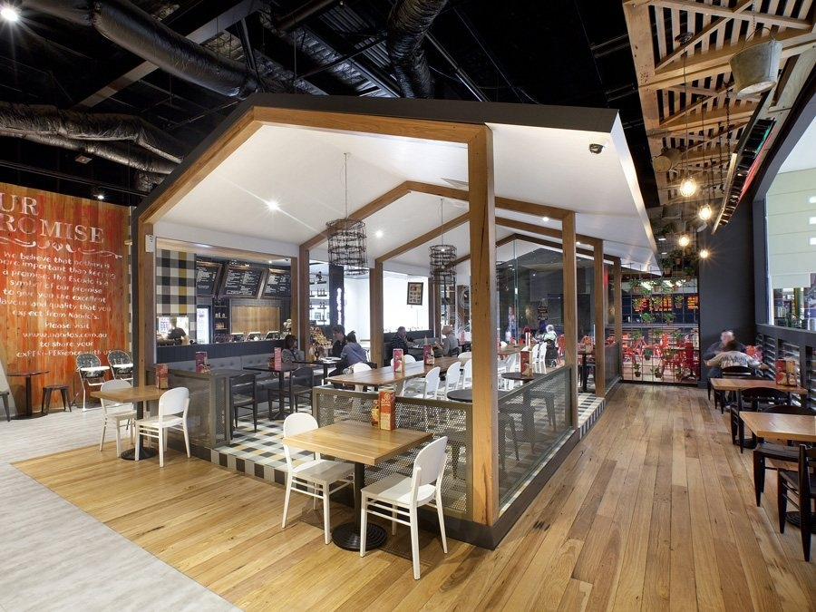 Retail Graphic Design Nandos GLOBAL FRANCHISE view project