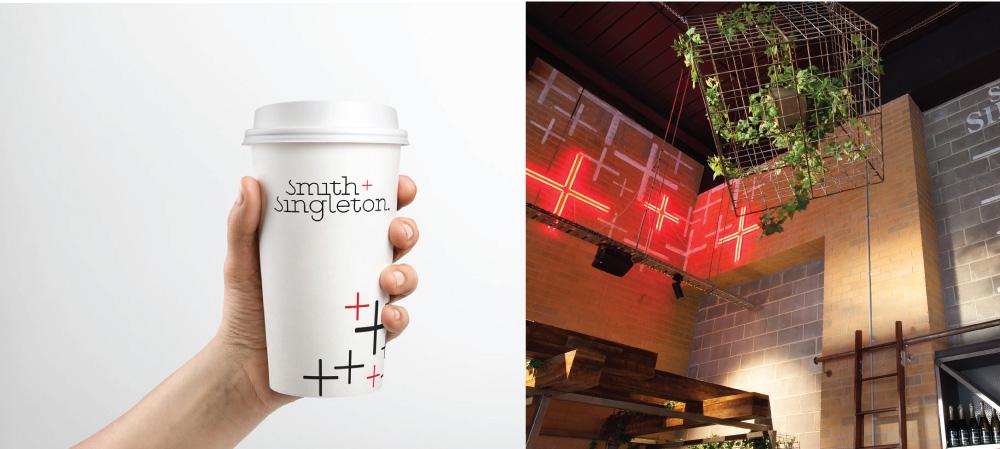 Identity, Menu, Uniforms, Packaging + Website Design Smith + Singleton INDEPENDENT RETAILER View Project