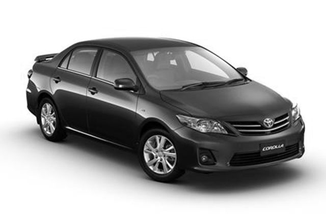 Toyota Corolla Ultima - $31,990